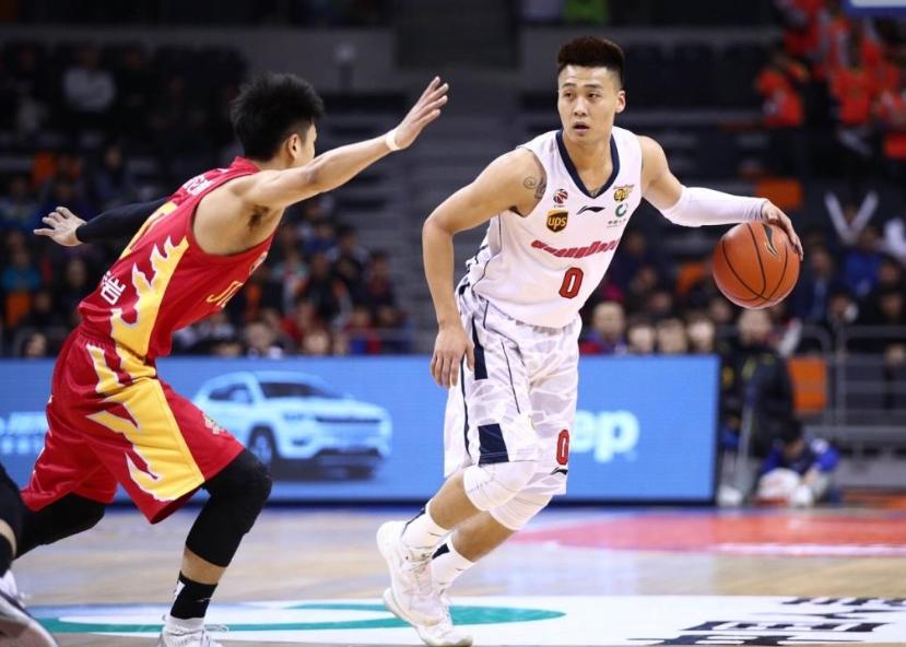 广东队以134-126的成果,获得本赛季的首场胜利