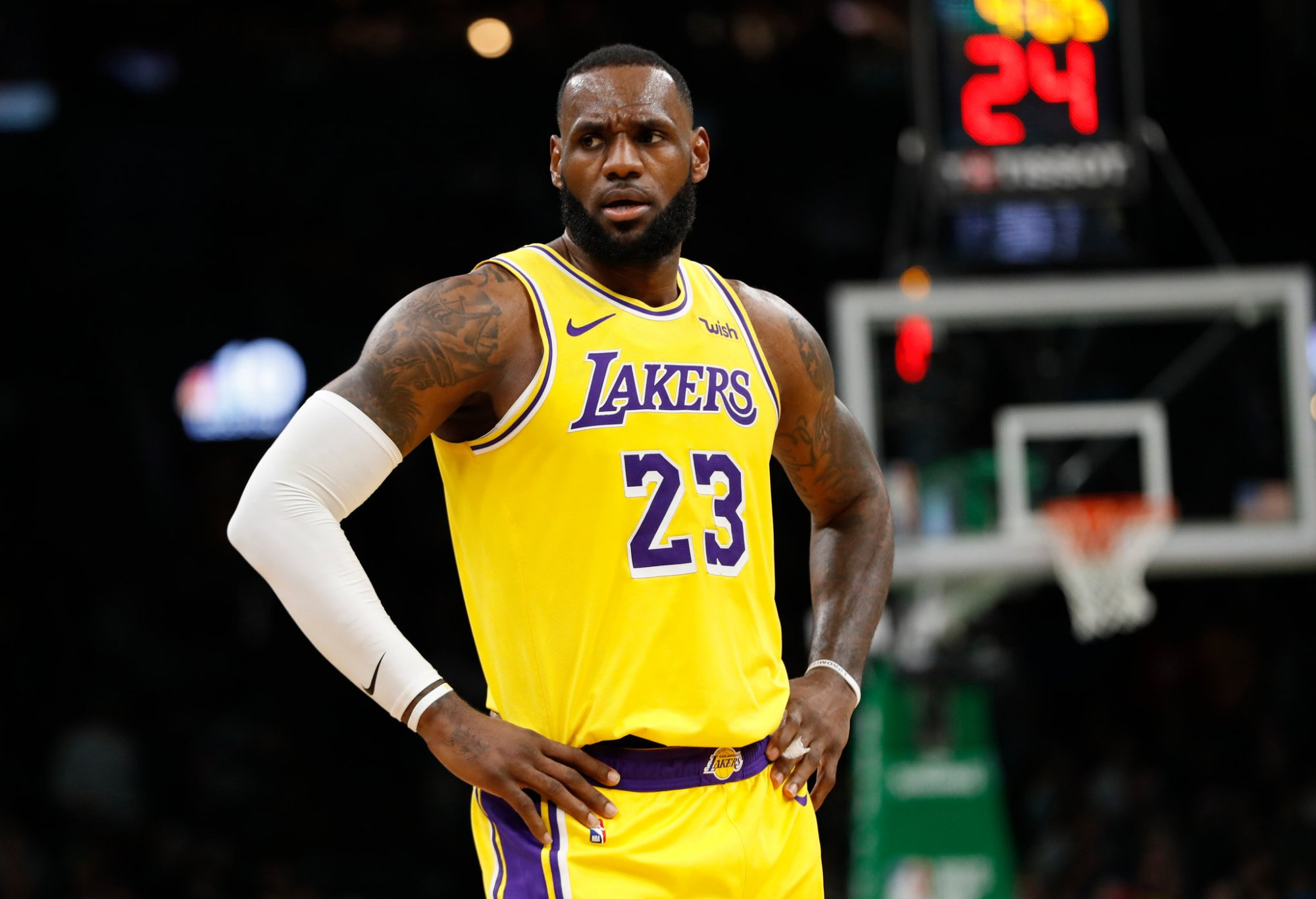 NBA发布新赛季目标时间,湖人卫冕难度提升,勇士成最大赢家?