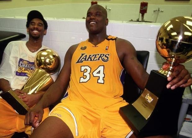 技術糙、不努力、巔峰短?歐尼爾:但他仍然是有史以來最有統治力的球員!-籃球圈
