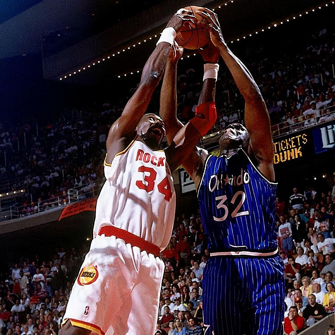 NBA历史上的34号,组成一套阵型,实力有多么强大? 