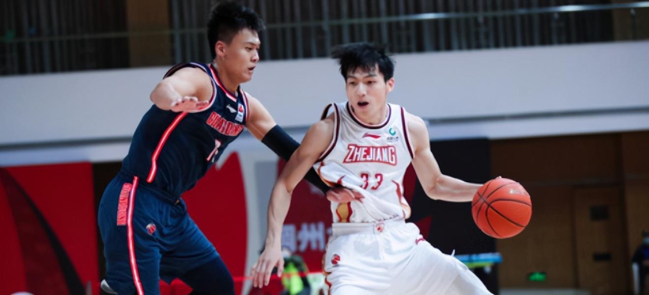 同样是只输一场!辽宁、浙江和广东,谁是体现更好的球队呢?   