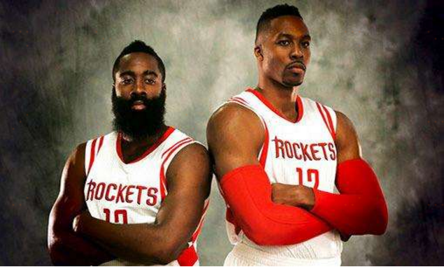 连长布鲁尔退役 火箭2015西决阵型仅4人还在NBA