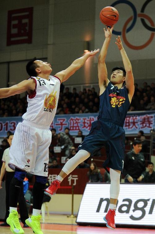 王仕鹏与辽宁队的早年往事:因为五万元,他把天赋从辽宁带到了广东