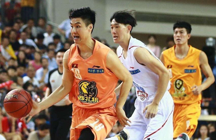 李青翔是NBL全明星MVP得主
