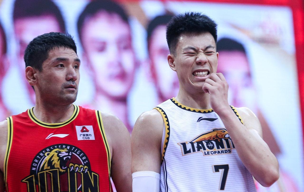 辽宁男篮锋线轮换引起过媒体和球迷的热议