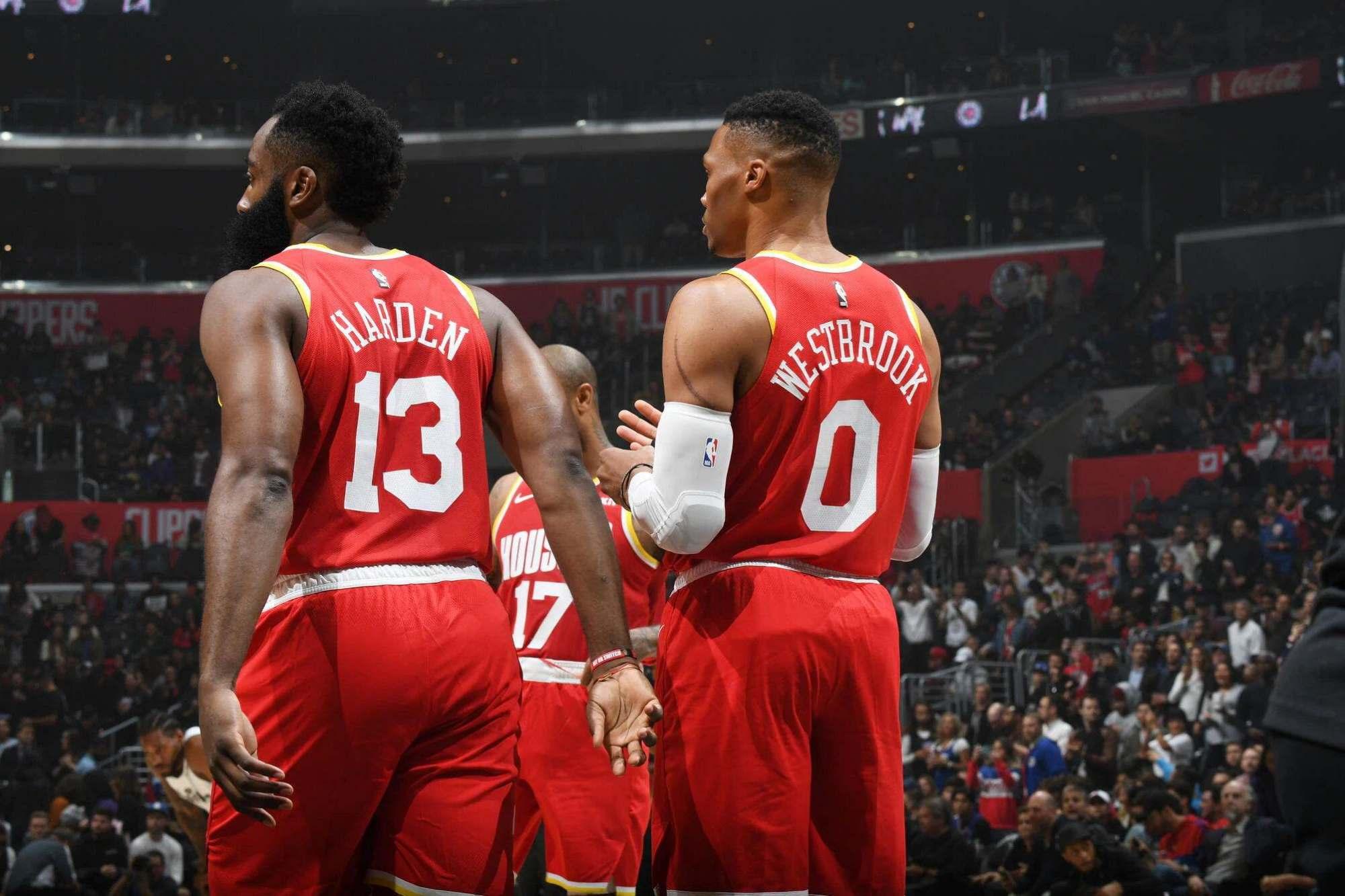火箭出招:阻挠篮网组三巨头,买卖哈登必需要欧文或杜兰特 