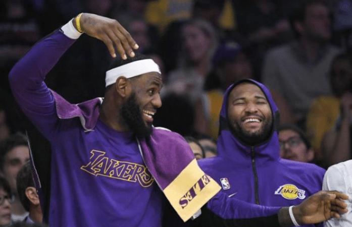 继续签!湖人组奢华战队,NBA新赛季要大结局了   