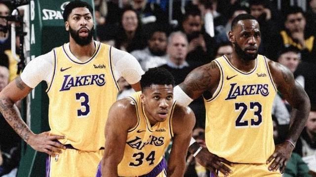 NBA大结局!字母哥加盟湖人联手詹眉3大优点,詹皇将超越乔丹