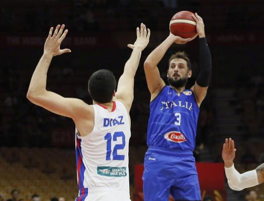 34岁的贝里内利决定脱离NBA,签约意大利篮球联赛博洛尼亚队