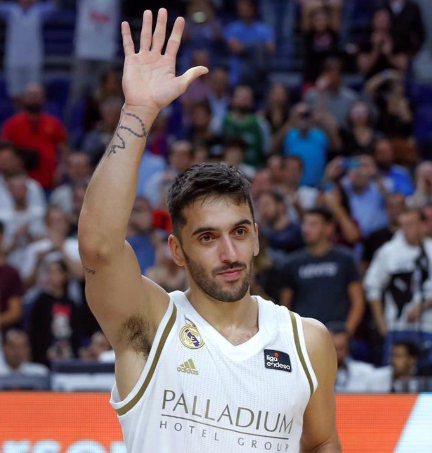 29岁阿根廷控卫仅得到240万合同,却自付637万登陆NBA