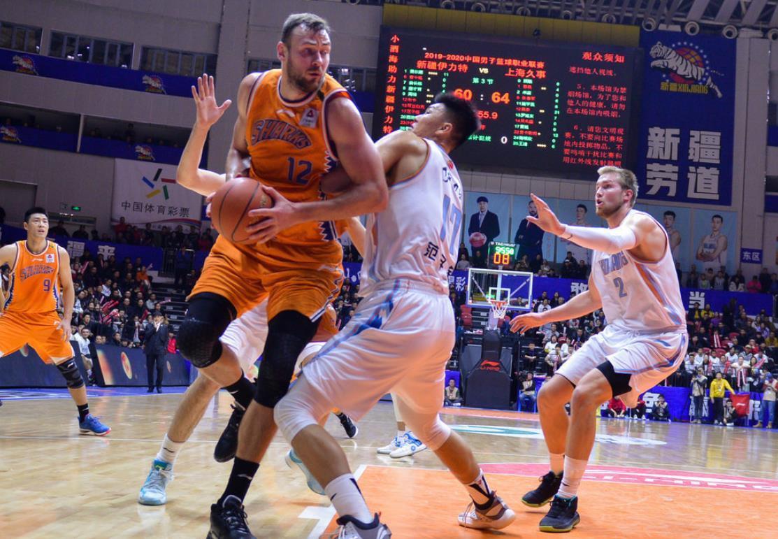 新疆男篮迎补强,顶级大外援成功注册,对球队有两大协助 