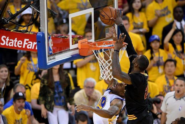 詹姆斯:NBA最难两冠军我拿的!没想到快船被翻盘!