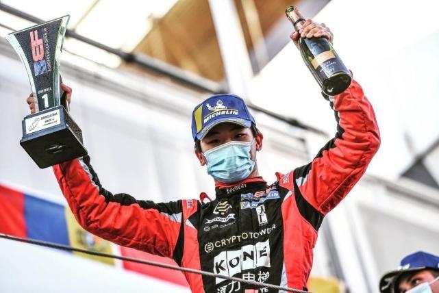 2020年欧洲F3公开赛的年度总冠军
