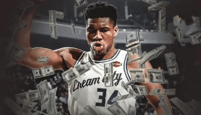 2.28亿!字母哥签下NBA史上最大合同,实践能拿到多少钱?