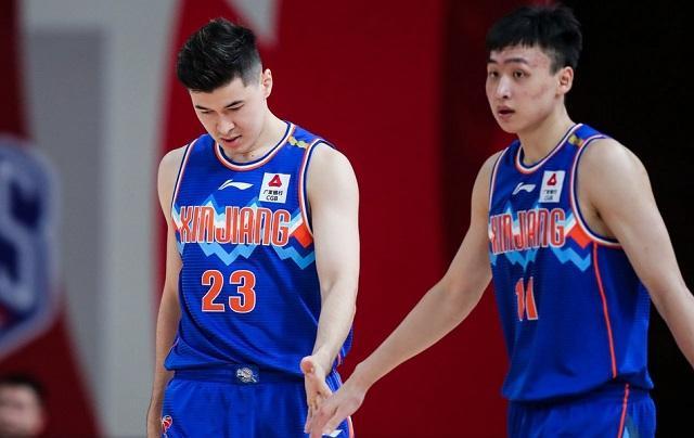 新疆男篮迎来好消息!球队小外援即将回归,方针:CBA总冠军