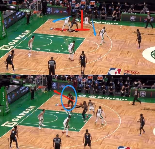 杜兰特单节16分击退绿军,多角度解析篮网争冠不空谈   