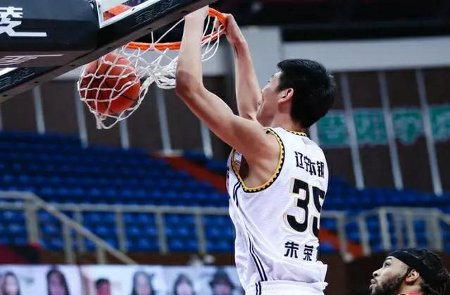 输球不重要!找回自信的朱荣振才是辽宁男篮最大的收成 