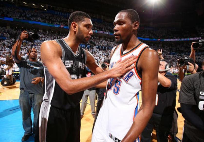 奥尼尔心中NBA前史球星金字塔:杜兰特仅三挡,一档没有争议
