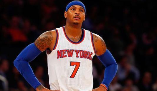 安东尼总分逾越马刺传奇邓肯,升至NBA历史第14位   