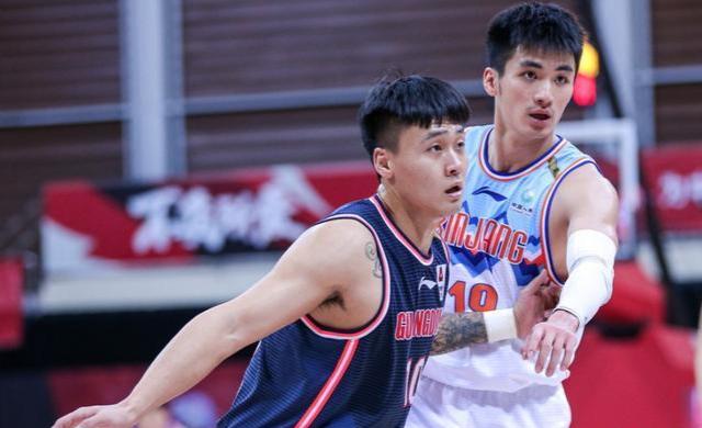 按照广东男篮打新疆男篮的水平,放在其他联赛,广东是什么水平?