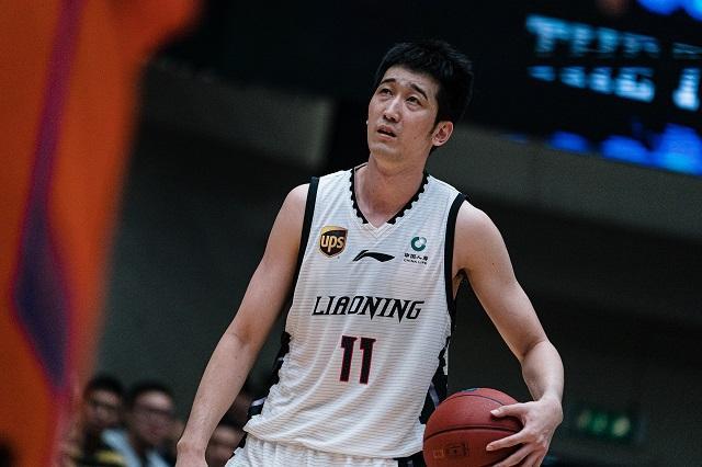 辽宁男篮以121-101战胜福建男篮,获得5连胜  