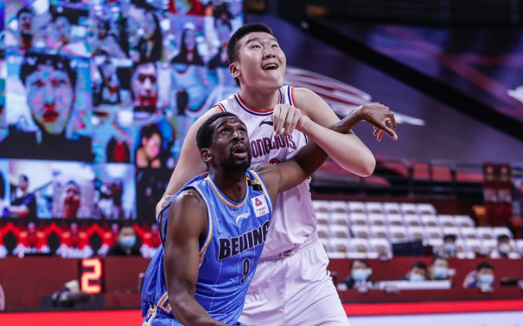 尤度斩获25分7板6帽,北京男篮摘8连胜稳固联盟第3,林书豪准四双