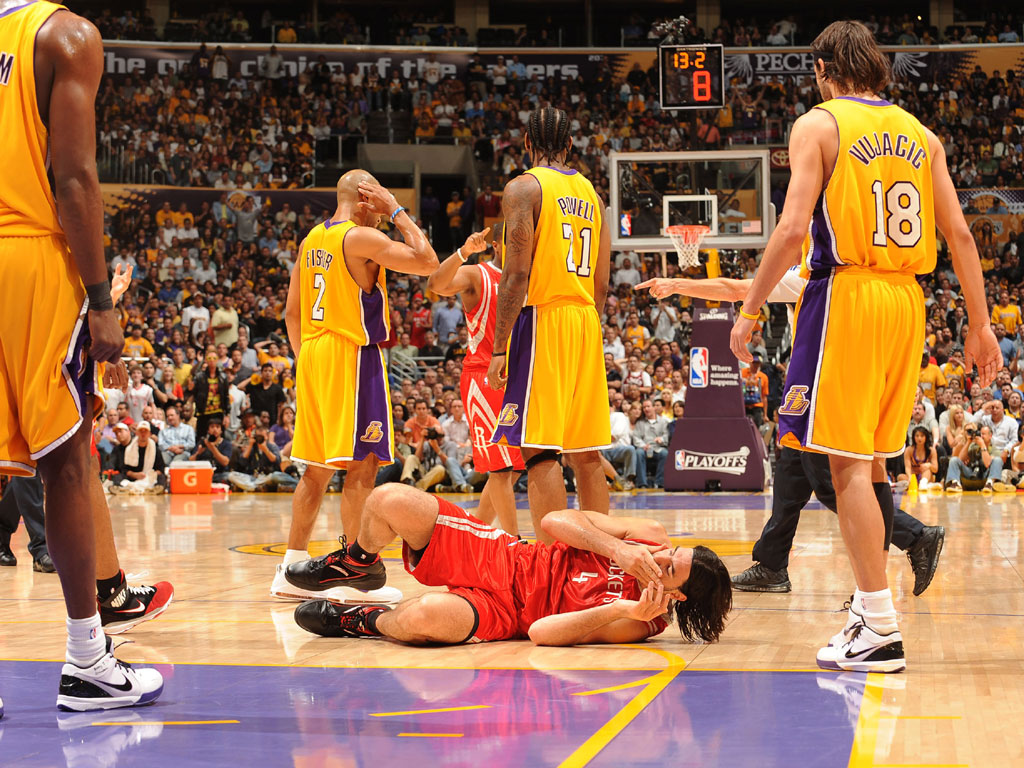 谁是现役NBA假摔王?魔兽心中已有答案:恨不能掐死他! 