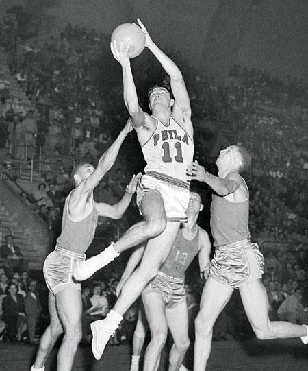 年年全明星!NBA历史上仅四人做到,大姚上榜,这成果很难超
