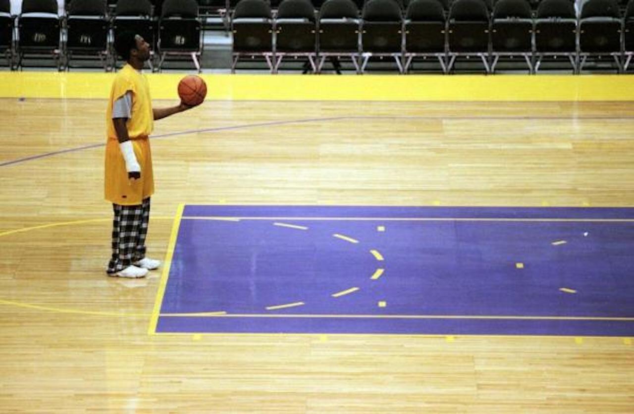 NBA球员练习多张狂?天道酬勤,科比凌晨四点,乔丹早餐沙龙