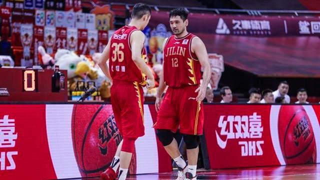 姜宇星建功,吉林胜上海结束5连败,获胜功臣还需感谢八一的慷慨