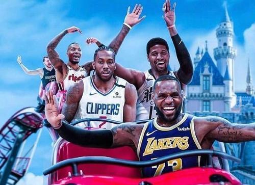 NBA宣告346人检测初次0感染,22队大名单出炉