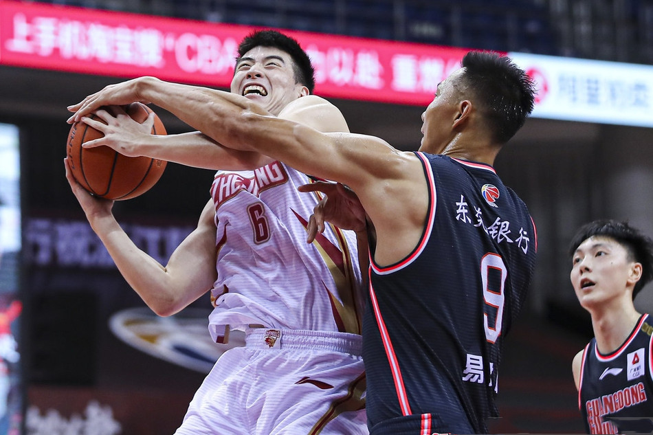 CBA最新排名:广东27连胜创纪录,北京坐稳第3