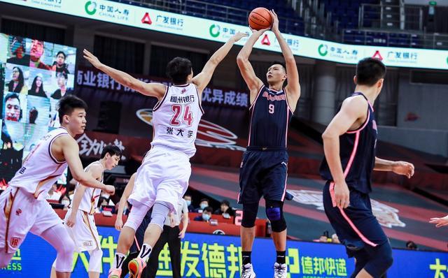  中国篮球便是被你们吹掉了!浙江司理痛斥裁判,广东胜之不武吗?