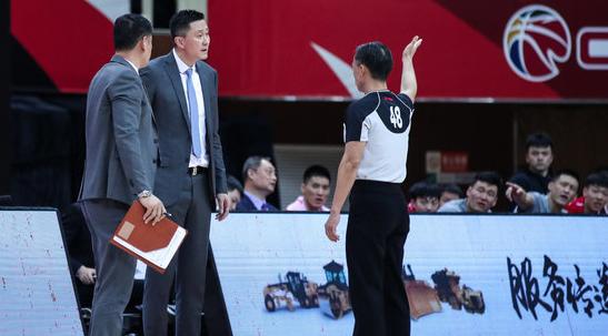 在广东对北京控的比赛中,广东最终取得了对北京控的重要胜利