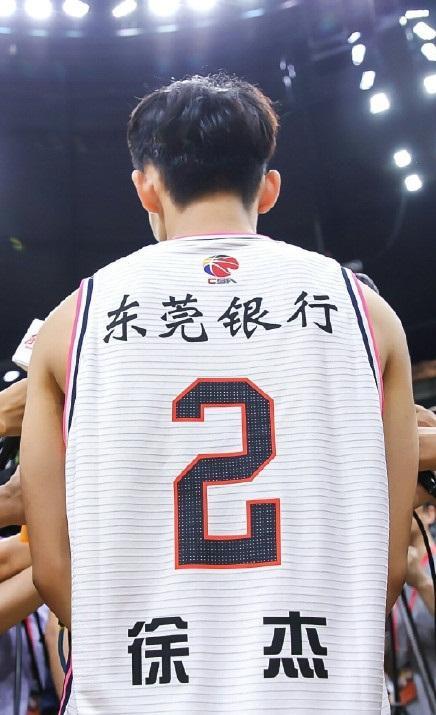 广东主力+两冠!21岁徐中锋生日快乐,追逐赵继伟争国家队 