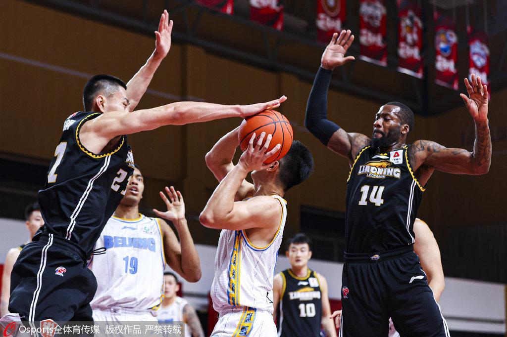 辽宁本赛季曾大比分战胜北京