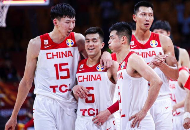 我国男篮与我国台北、日本和马来西亚同为B组