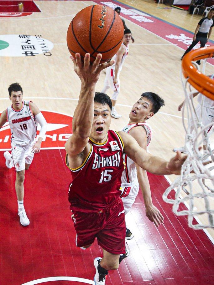 山西男篮没能顶住压力,被北京男篮末节逆转