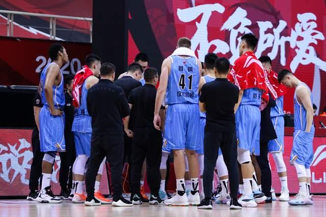 北京首钢排名从头回到季后赛圈层,想最终拿到席位只能持续拼下去