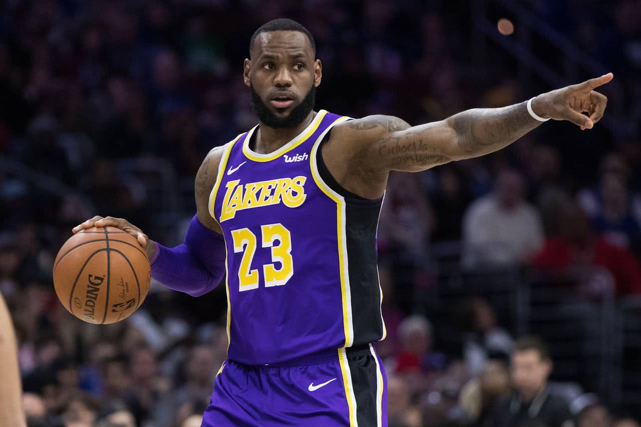 亚军次数最多的NBA球员是谁?两大名宿并列第一,全部来自湖人队