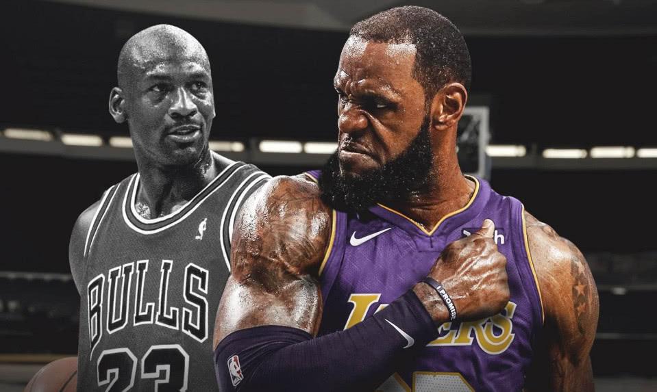 NBA千萬名嘴揭秘,一褒一貶勒布朗有些尷尬
