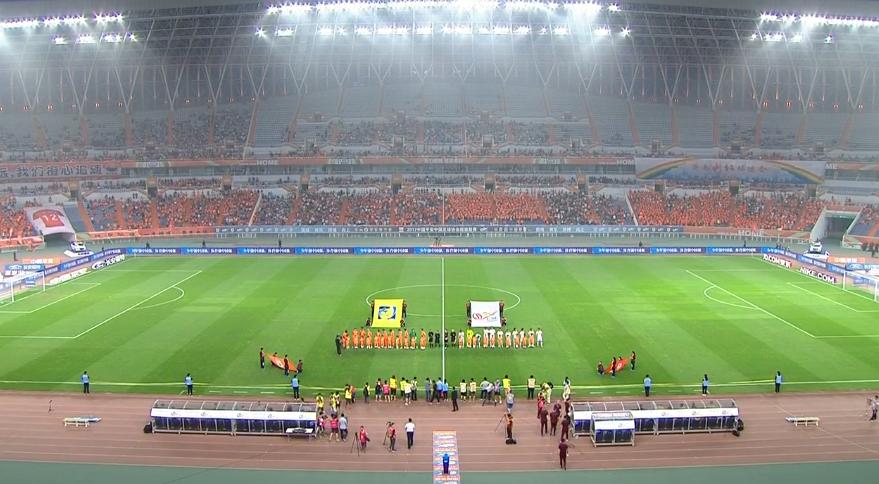 新华社:2021世俱杯,对中国足球是全面又艰难的洗礼