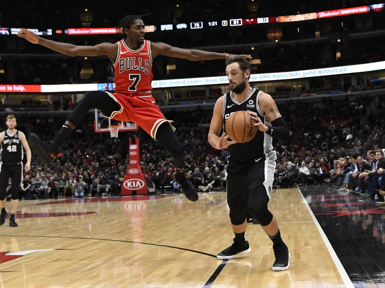 贝里内利:心中还有对篮球的热情 想留在NBA 