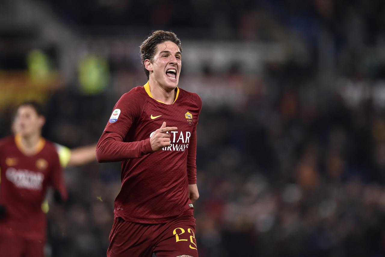 扎尼奥洛:罗马改变了我的人生 未来希望能成为像伊布那样的球员