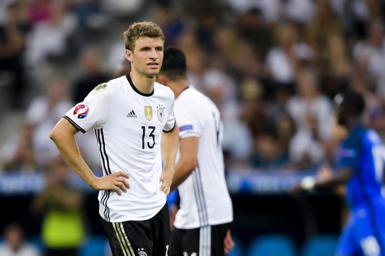 科勒:关于我来说,德国队应该召回穆勒