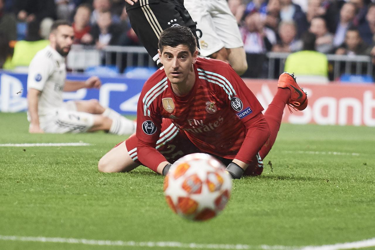 2005年9月以来首次,皇马在欧冠竞赛中上半场被对手打进3球