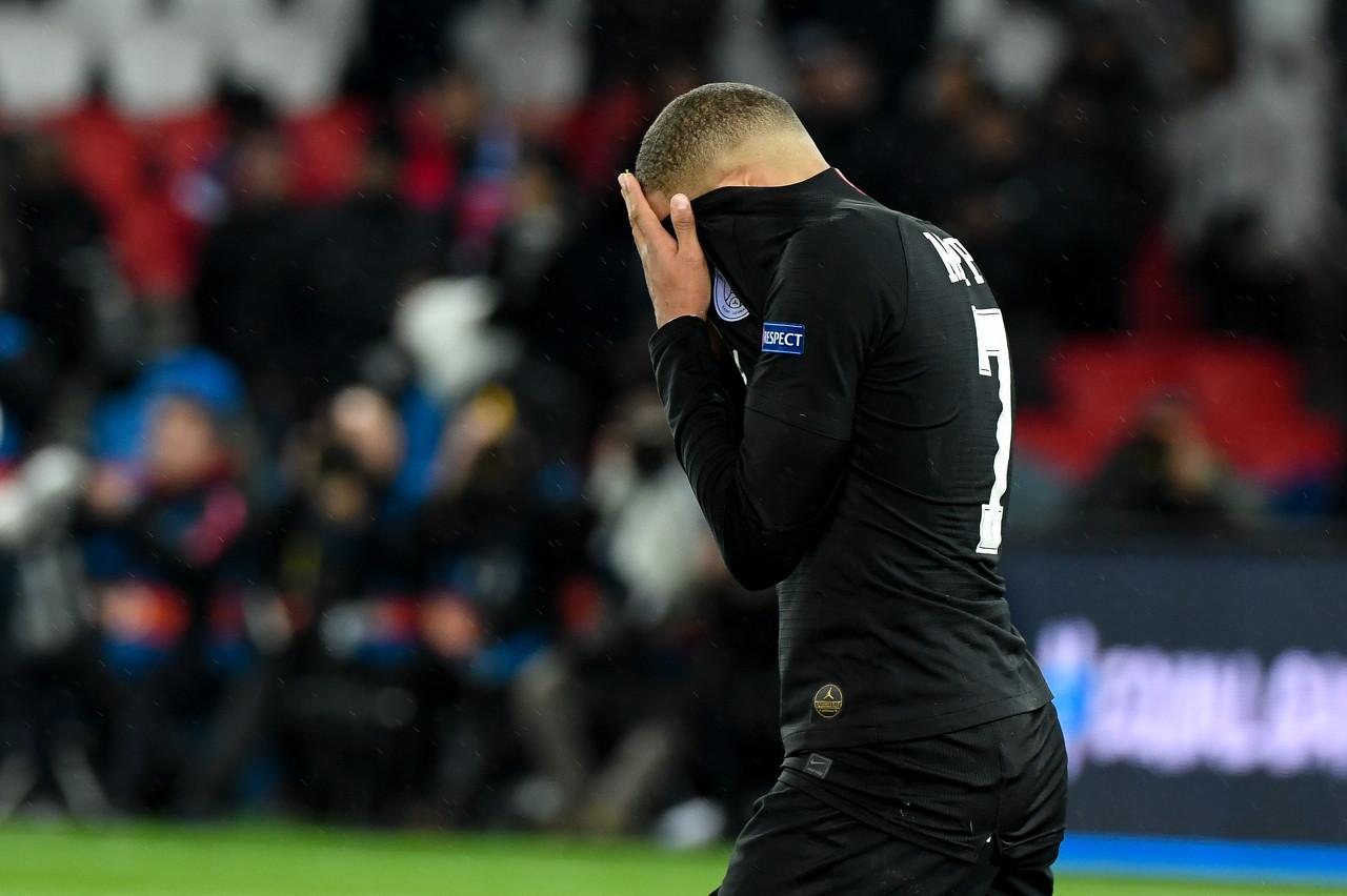 巴黎阵中有7人确诊新冠,球队本周五和下周一都有比赛