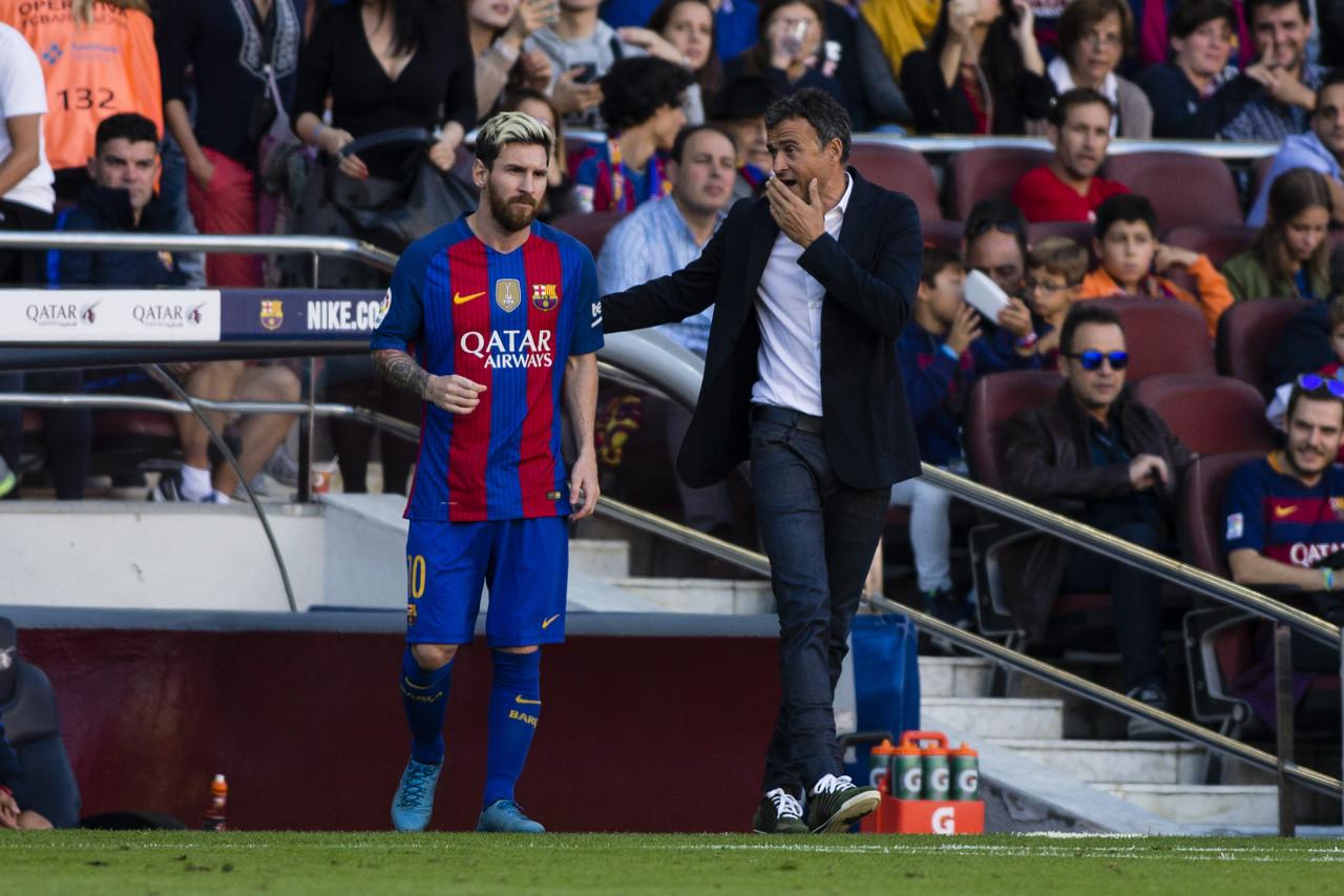 恩里克:15年欧冠决赛前我说,最糟糕的是尤文球员要踢巴萨