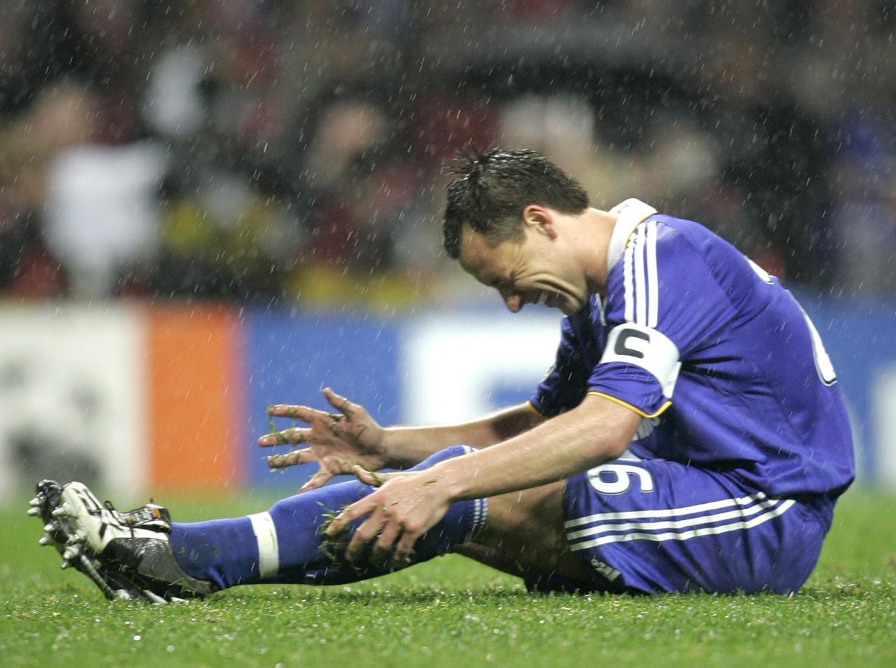 格兰特谈特里08年欧冠决赛失点:我早忘了,但你们总提醒我这一点