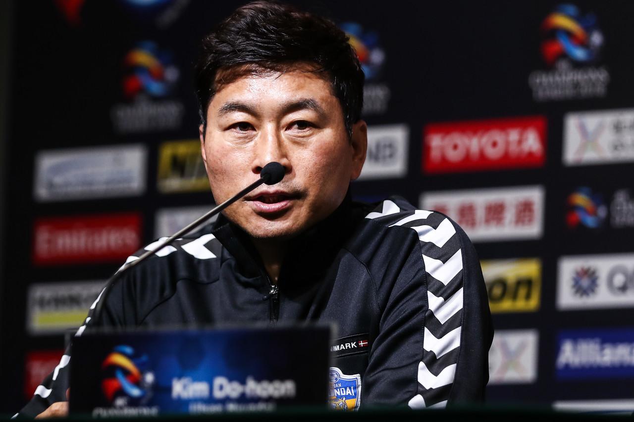 记者:韩国教头金度勋进入黄海视界 面临西班牙&葡萄牙教练竞赛